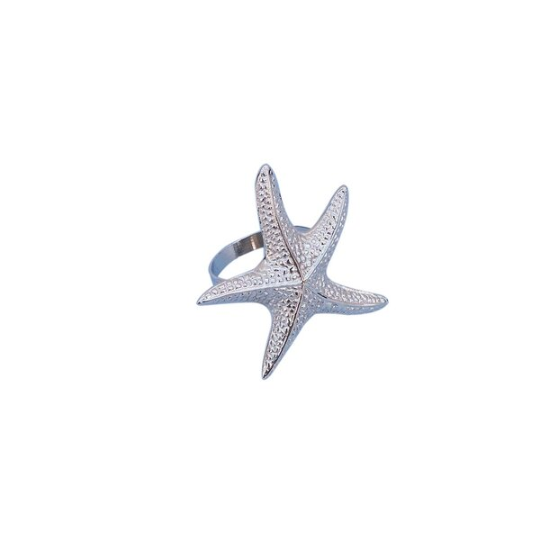 Starfish Napkin Ring by Handcrafted Nautical Decor