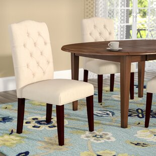 Radley Upholstered Dining Chair (Set of 2) by DarHome Co