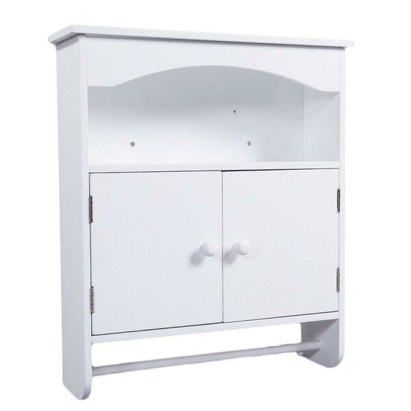 Eleutherius 21 W x 24 H x 6 D Linen Cabinet