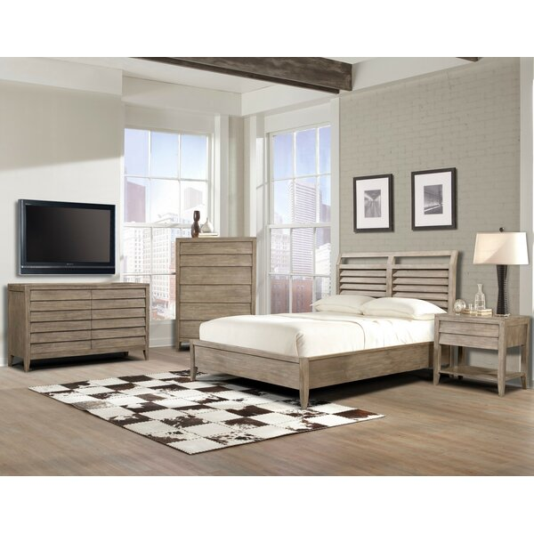Trawalla Crafted Panel Configurable Bedroom Set by Union Rustic