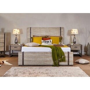 Dominey Panel Configurable Bedroom Set ByGracie Oaks