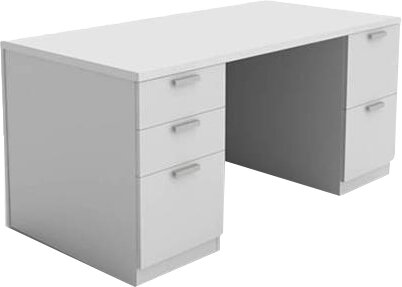 Currency Executive Desk by Steelcase