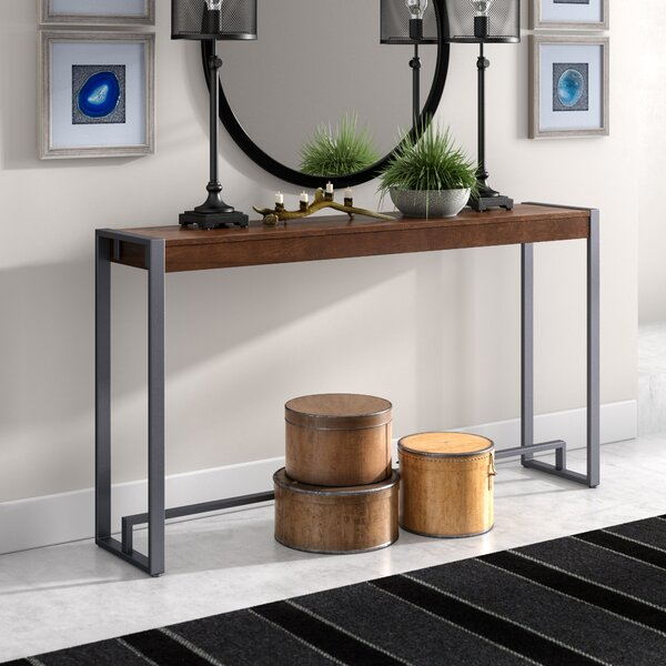 Review Danille Console Table