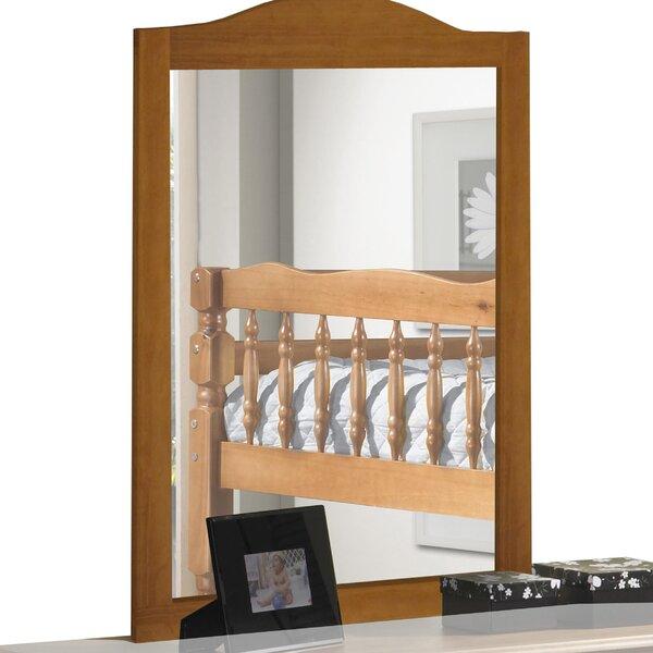 West Newbury Rectangular Dresser Mirror by Charlto