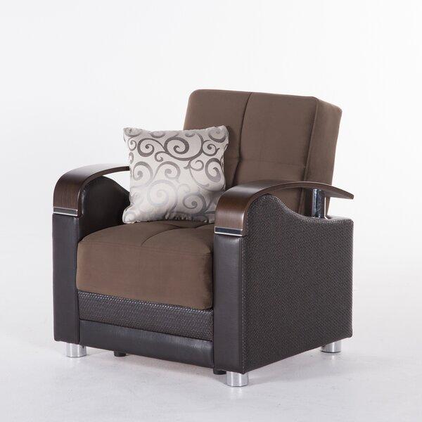 Areebah Convertible Chair (Set Of 2) By Latitude Run
