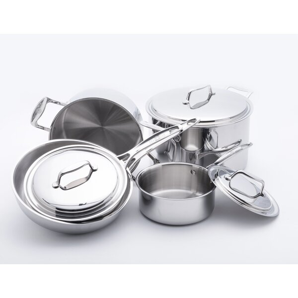 8 Piece Cookware Set by USA Pan