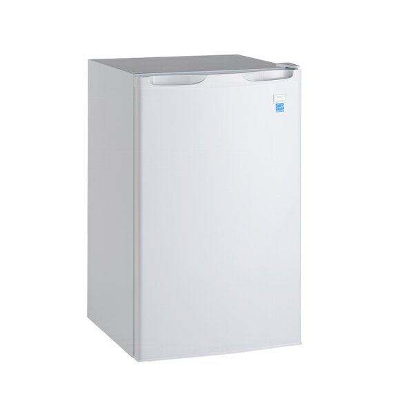 Avanti 4.4 cu. ft. Compact Refrigerator with Freezer by Avanti Products