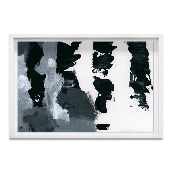 Pronto Framed Painting Print by Wade Logan
