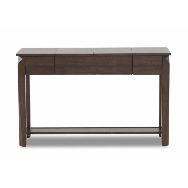 Latitude Run Brown Console Tables