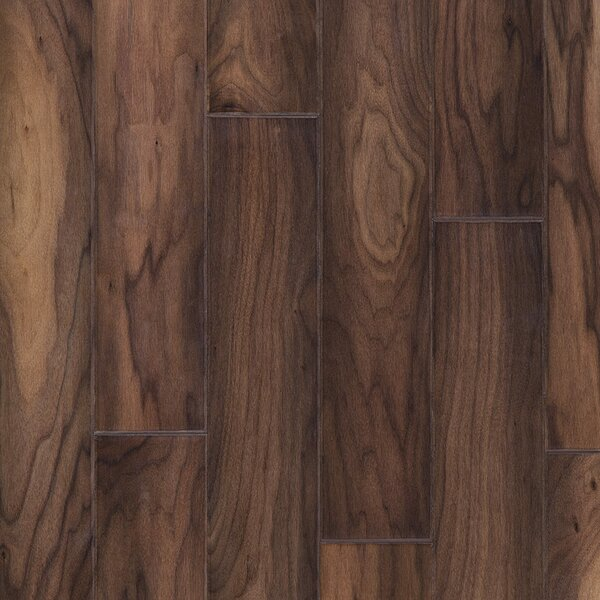 Hometown 5 Engineered Walnut Hardwood Flooring in Olde Towne by Mannington