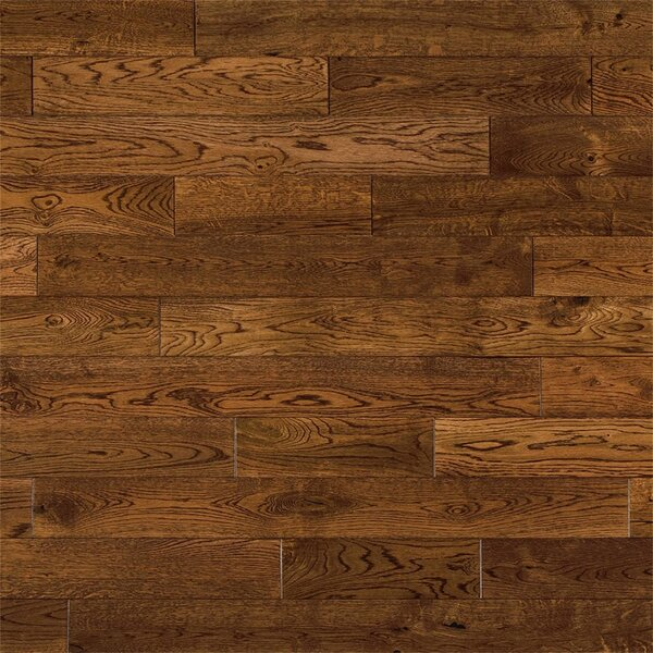 Avon French 3-1/2 Solid Oak Hardwood Flooring in Buckskin by Welles Hardwood