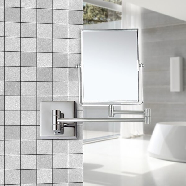 Double Face Wall Mounted Bathroom / Vanity Mirror by Glimmer by Nameeks