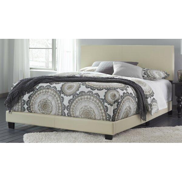 Mickael Upholstered Standard Bed by Winston Porter