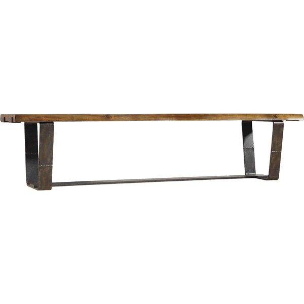 Live Edge Wood Bench by Hooker Furniture Hooker Furniture