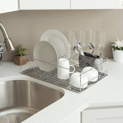 Dish Racks Amp Drainers You Ll Love Wayfair