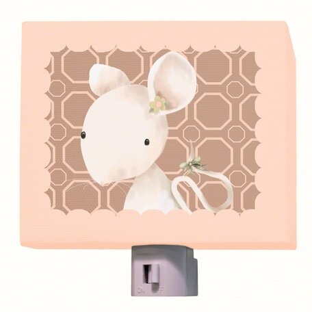Mimi Mouse Night Light by Oopsy Daisy