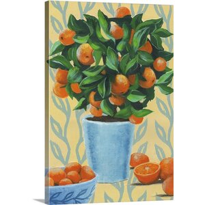 Opulent Citrus II by Grace Popp Painting Print on Canvas by Great Big Canvas
