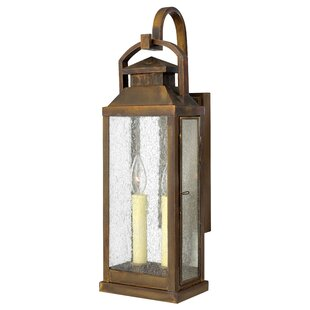 Best Reviews Revere 2-Light Outdoor Wall Lantern By Hinkley Lighting