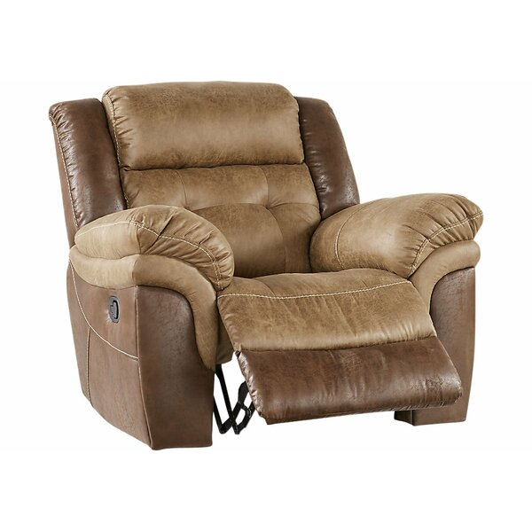 Heider Manual Glider Recliner [Red Barrel Studio]