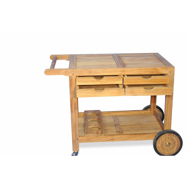 Ronnie Bar Cart by Loon Peak