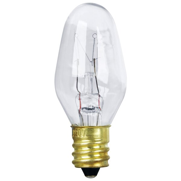 120-Volt Incandescent Light Bulb (Pack of 2) by FeitElectric