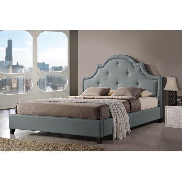Teston Upholstered Platform Bed by Mercer41