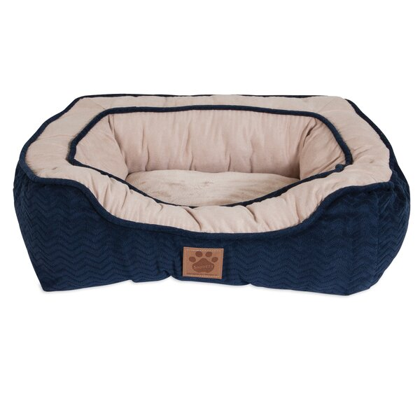 Candace Modern Daydreamer Bolster Dog Bed by Tucker Murphy Pet