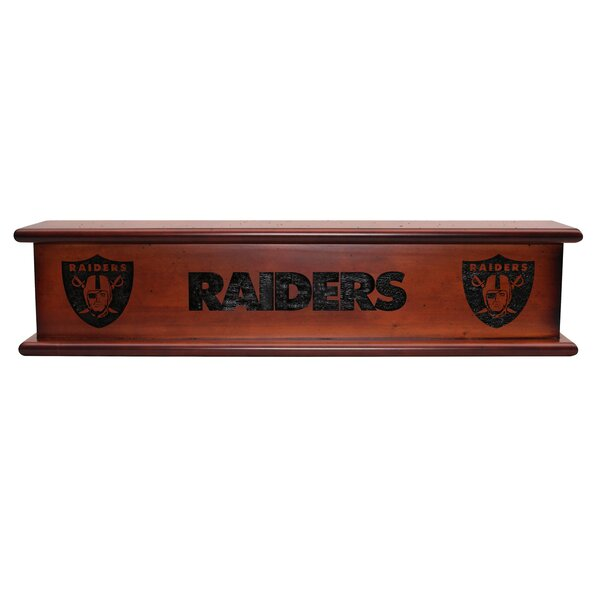 NFL Wall Shelf by Imperial International