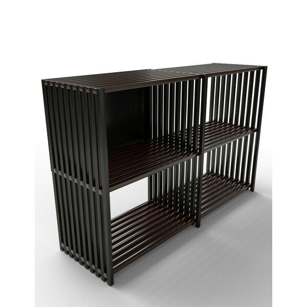 Foldable Standard Bookcase By Quagga Designs