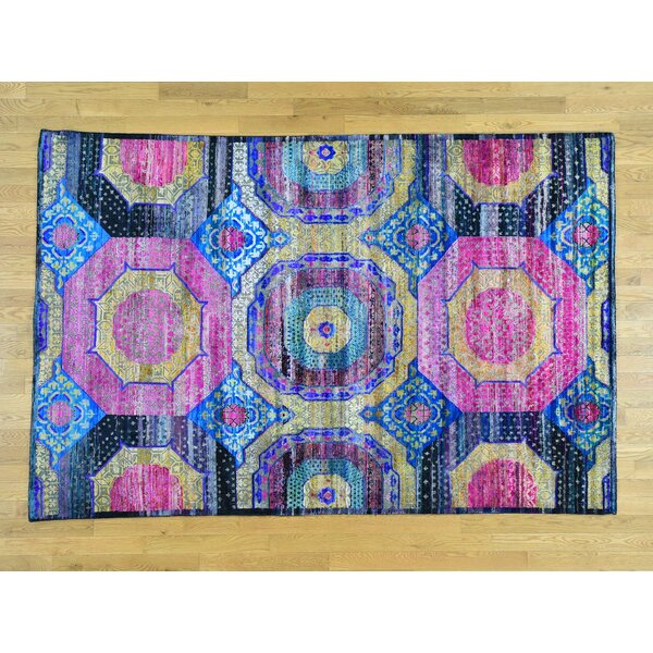 One-of-a-Kind Best Design Handwoven Wool Area Rug by Isabelline
