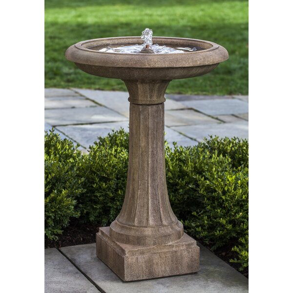 Concrete Longmeadow Fountain by Campania International