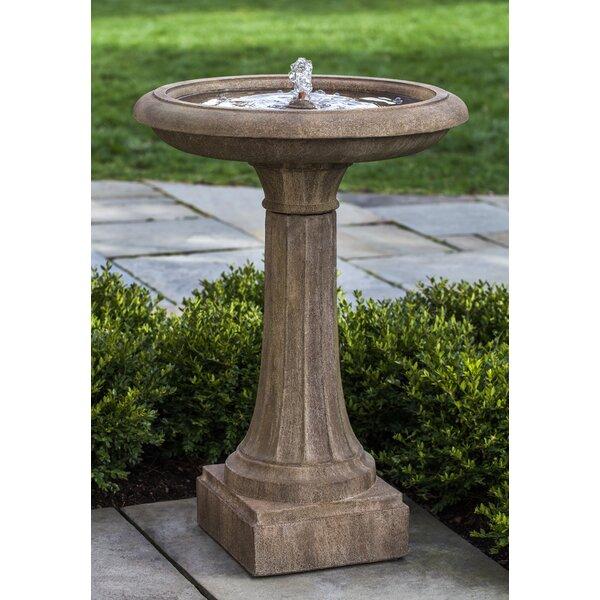 Concrete Longmeadow Fountain by Campania International