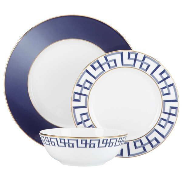 Darius 3 Piece Place Setting, Service for 1 by Lenox