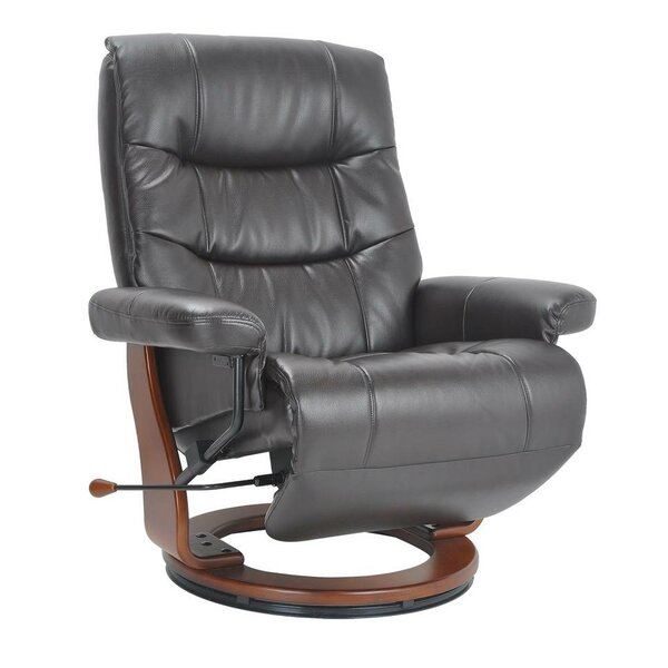Henke Manual Swivel Recliner JA10005