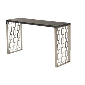 Ava Contemporary Console Table by Willa Arlo Interiors