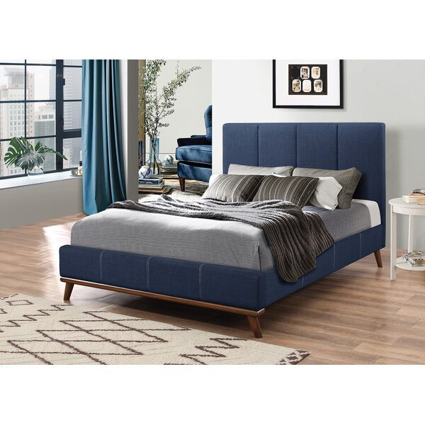 Bainum Upholstered Panel Bed by Langley Street