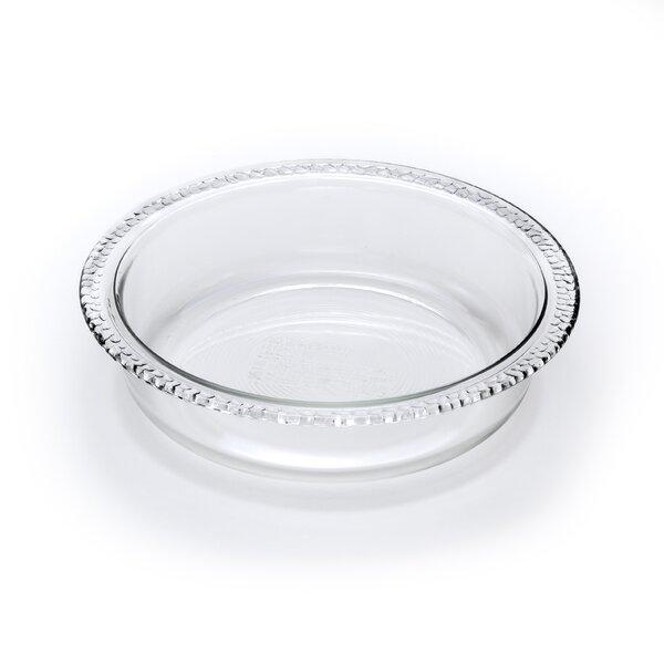 Borosilicate Glass Round Casserole Dish by JSG Oceana