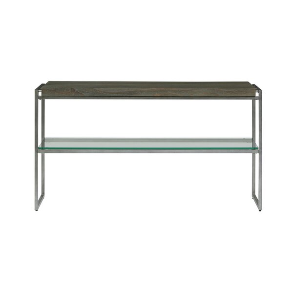 Liverman Console Table by 17 Stories