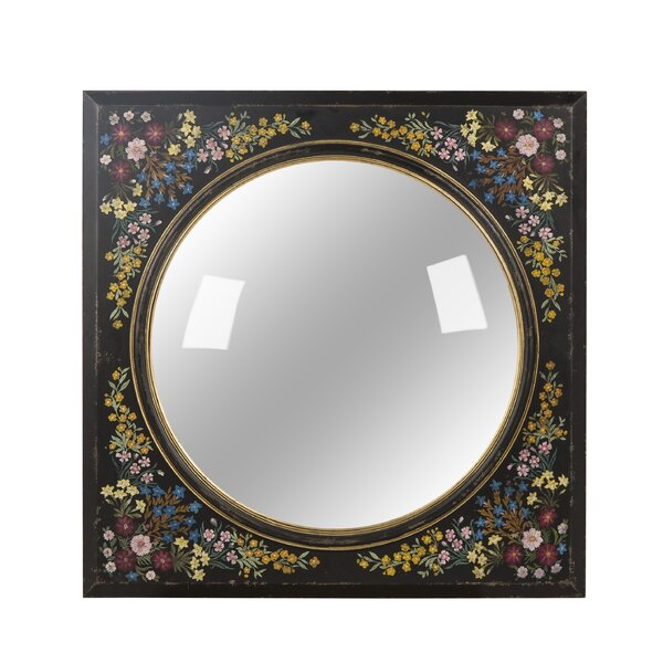 Flori Bunda Convex Accent Mirror by Resource Decor