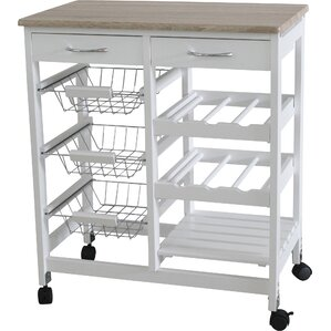 Mallory Bar Cart by HDS TRADING CORP