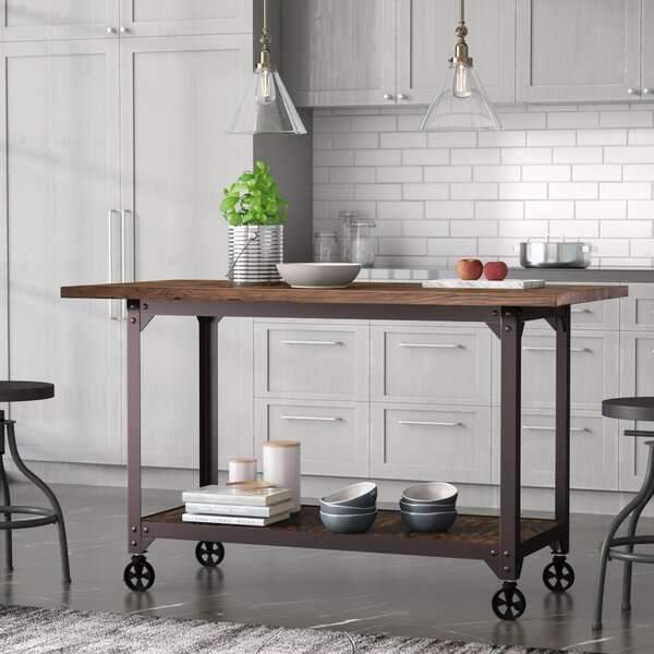 Gillan Prep Table by Gracie Oaks