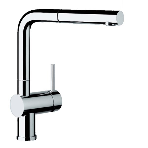 Linus Pull Out Single Handle Kitchen Faucet by Blanco Blanco