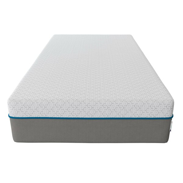 Flex 12 inch Medium Gel Memory Foam Mattress by Signature Sleep