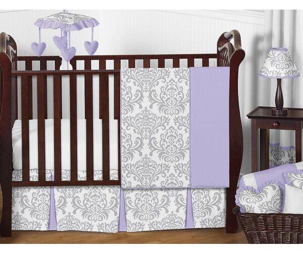 Elizabeth 11 Piece Crib Bedding Set by Sweet Jojo Designs