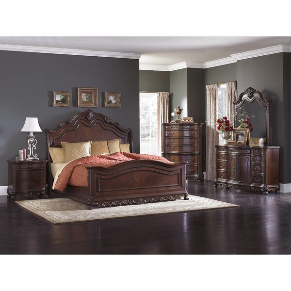 Chalu Standard Configurable Bedroom Set by Astoria Grand