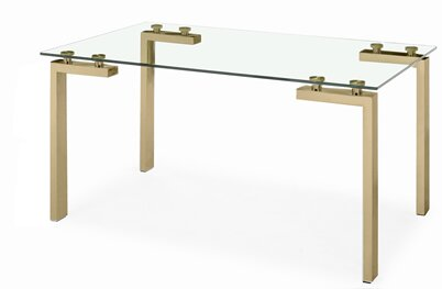 Addie Dining Table by Wrought Studio