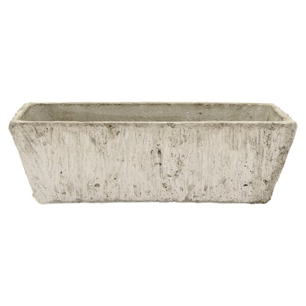 Ceramic Planter Box by Three Hands Co.