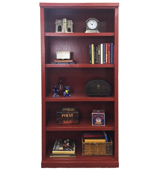 Irie Rustic Standard Bookcase by Longshore Tides