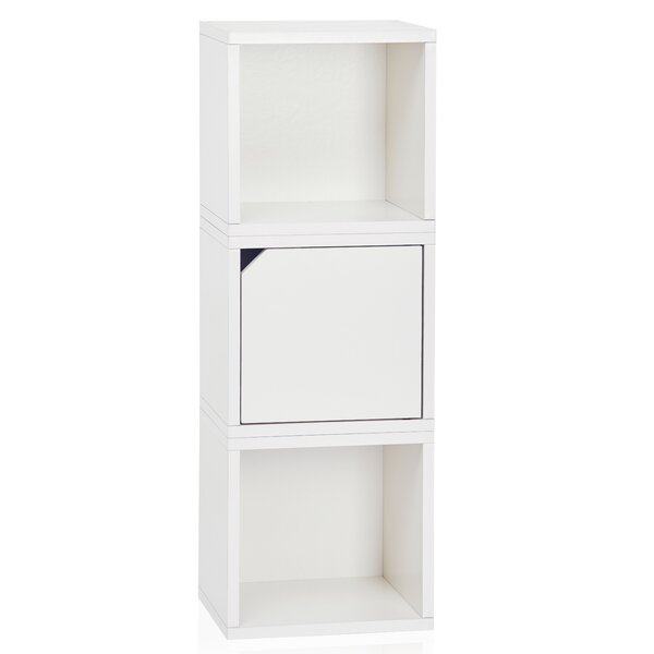 Connect System Stackable Cube Bookcase By Way Basics