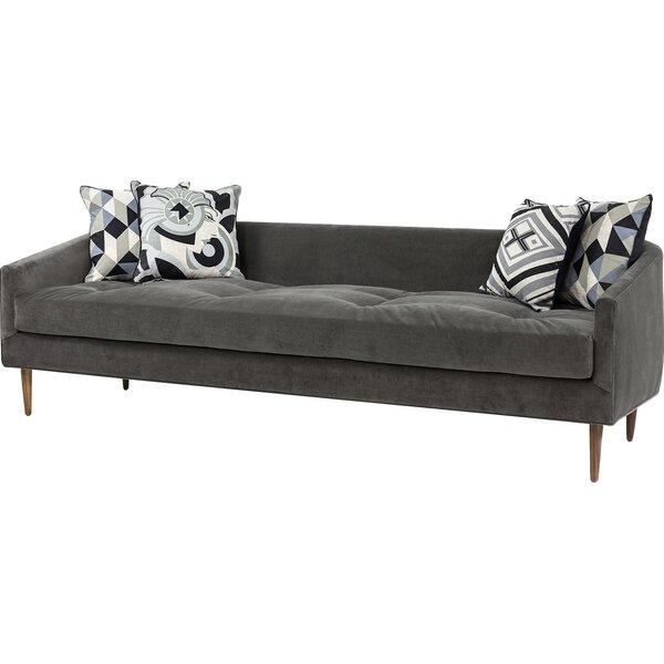 Britta Velvet Sofa by ModShop